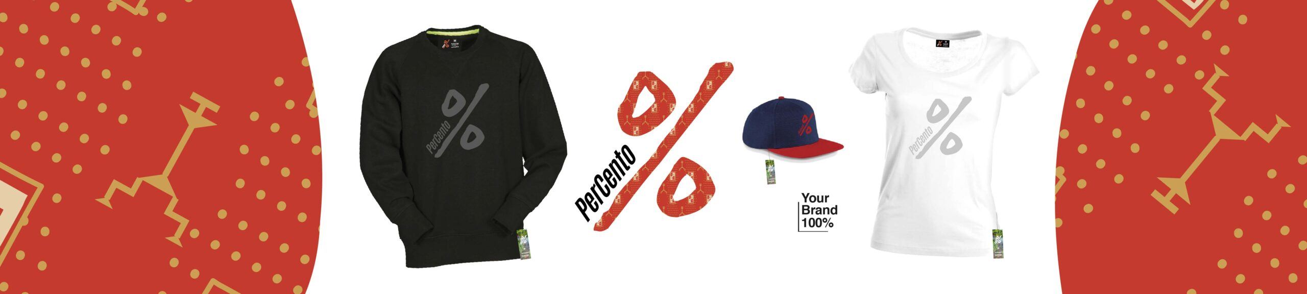 PerCento - your brand 100%